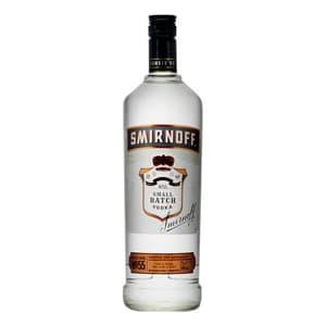 Smirnoff Black Label Vodka 100cl