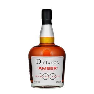 Dictador 100 Month Amber Rum 70cl
