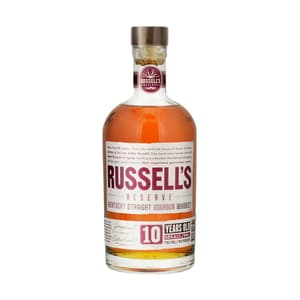 Wild Turkey Russell's Reserve 10 Years Bourbon Whiskey 75cl