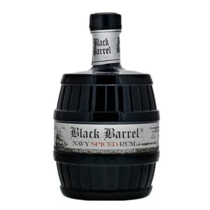 A.H. Riise Black Barrel Navy Spiced 70cl