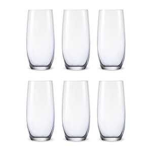 Bohemia Crystal Glass Club Long Drink Glas 35cl, 6er-Set