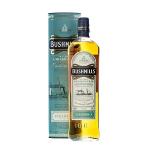 Bushmills Steamship Collection Bourbon Cask Whiskey 100cl
