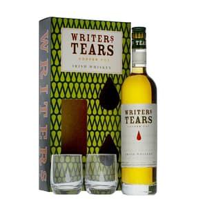 Writer's Tears Irish Whiskey 70cl Set avec 2 Verres