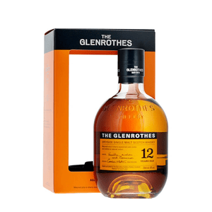 Glenrothes 12 Years The Soleo Collection Single Malt Whisky 70cl