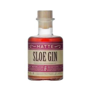 Matte Sloe Gin 20cl