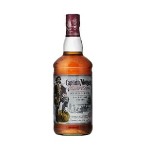 Captain Morgan Sherry Oak Finish Limited Edition 70cl (Spiriuose auf Rum-Basis)
