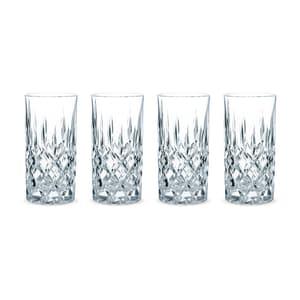 Nachtmann Noblesse Longdrink Glas, 4er-Set
