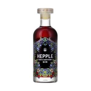 Hepple Sloe an Hawthorn Gin 50cl