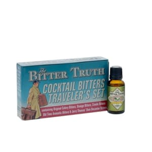 The Bitter Truth Bitters Travel Pack 5x2cl