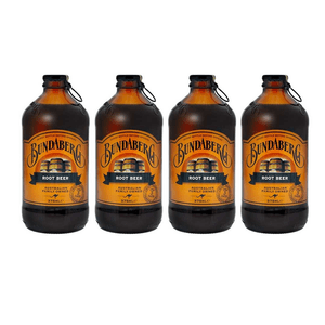 Bundaberg Root Beer 37.5cl 4er Pack