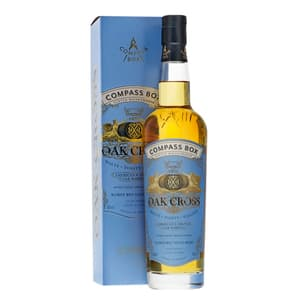 Compass Box Oak Cross Blended Malt Whisky 70cl