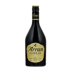 The Arran Gold Cream Likör (Whisky-Basis) 70cl