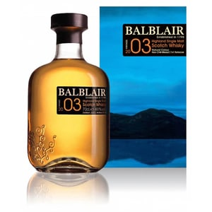 Balblair 2003 Single Malt Whisky 70cl