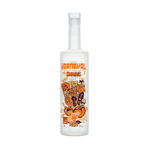 Karneval Flavored Vodka Sampler 5 Edition Peach 50cl