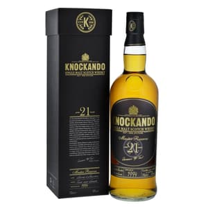 Knockando 21 Years Old Master Reserve Whisky 70cl