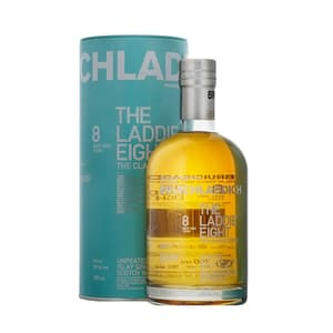 Bruichladdich The Laddie Eight 8 Years Whisky 70cl