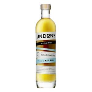 UNDONE No.1 Sugar Cane Type alkoholfrei (not Rum) 70cl