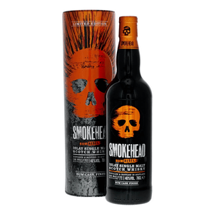 Smokehead Rum Rebel Single Malt Whisky 70cl