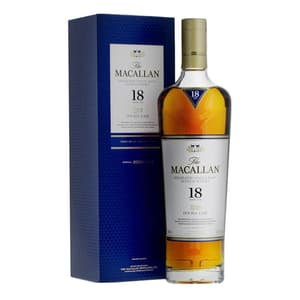 The Macallan 18 Years Double Cask Single Malt Whisky 70cl