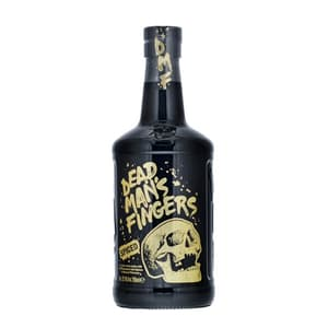 Dead Man's Fingers Spiced 70cl (Spirituose auf Rum-Basis)