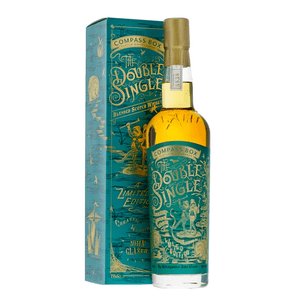 Compass Box The Double Single Blended Scotch Whisky 70cl