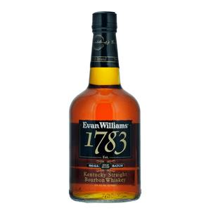 Evan Williams No. 10 1783 Kentucky Straight Bourbon Whiskey 70cl