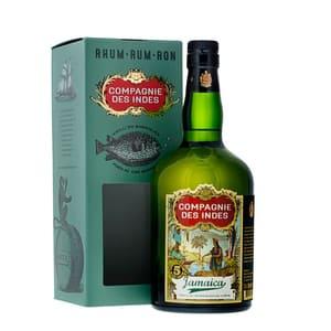 Compagnie des Indes Jamaica Rum 5 ans 70cl