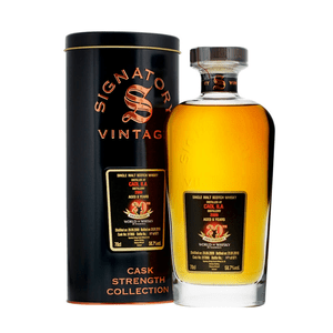Caol Ila 8 Years Cask Strength Collection 20th Anniversary Whisky 70cl