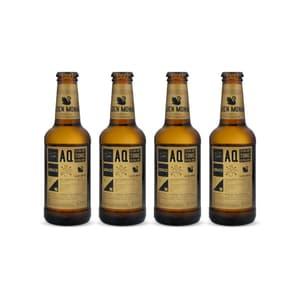 Aqua Monaco Extra Dry Golden Tonic Water 23cl Pack de 4