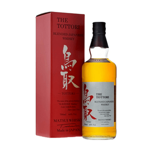 The Tottori Blended Whisky 70cl