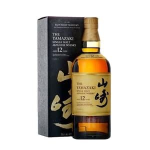 Suntory Yamazaki 12 Years Whisky 70cl
