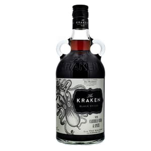 Kraken Black Spiced 70cl (Spirituose auf Rum-Basis)