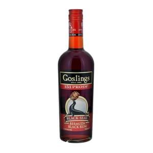 Gosling's Black Seal 151 Proof Rum 70cl