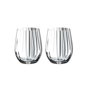 Riedel Optical O Whisky Glas, 2er-Pack