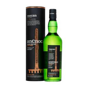 AnCnoc Rascan Single Malt Whisky 70cl
