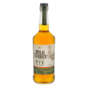 Wild Turkey Rye 81 Proof Whiskey 70cl