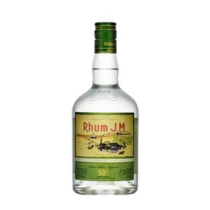 J.M Rhum Agricole Blanc 50° 70cl