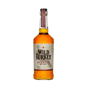 Wild Turkey Bourbon 81 Proof Whiskey 70cl