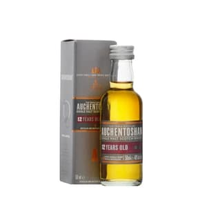 Auchentoshan 12 Years Single Malt Whisky 5cl