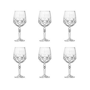 RCR Luxion Professional Alkemist Cocktail Glas, 6er-Pack