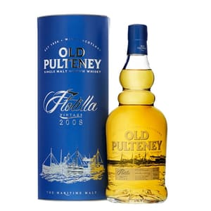 Old Pulteney Flotilla Whisky 70cl