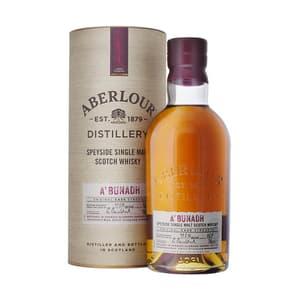 Aberlour a' Bunadh Cask Strength Single Malt Whisky 70cl