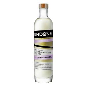 UNDONE No.8 Aperitif Type alkoholfrei (not Vermouth) 70cl