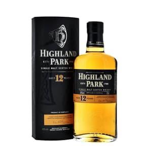 Highland Park 12 Years Single Malt Whisky 70cl