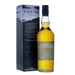 Caol Ila 17 Years Unpeated Malt 70cl