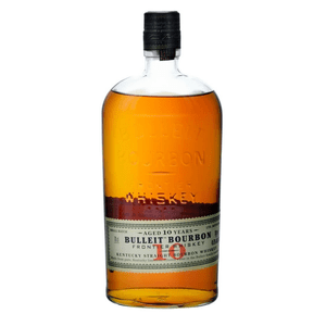 Bulleit Bourbon 10 Years Old Frontier Whiskey 70cl