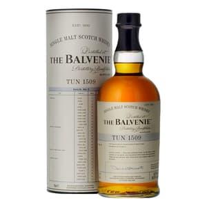 The Balvenie Tun 1509 Batch 5 Single Malt Whisky 70cl