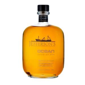 Jefferson's Ocean Bourbon Whiskey 75cl