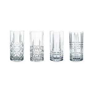Nachtmann Highland Longdrink Glas, 4er-Set