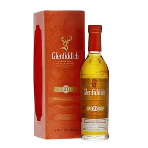 Glenfiddich 21 Years Single Malt Whisky 20cl